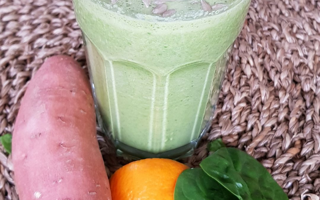 Skin boosting smoothie